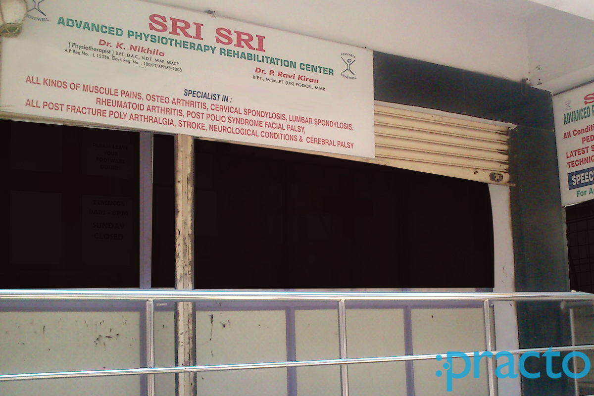 Best Physiotherapy Clinics in AS Rao Nagar, Hyderabad - Book ... on