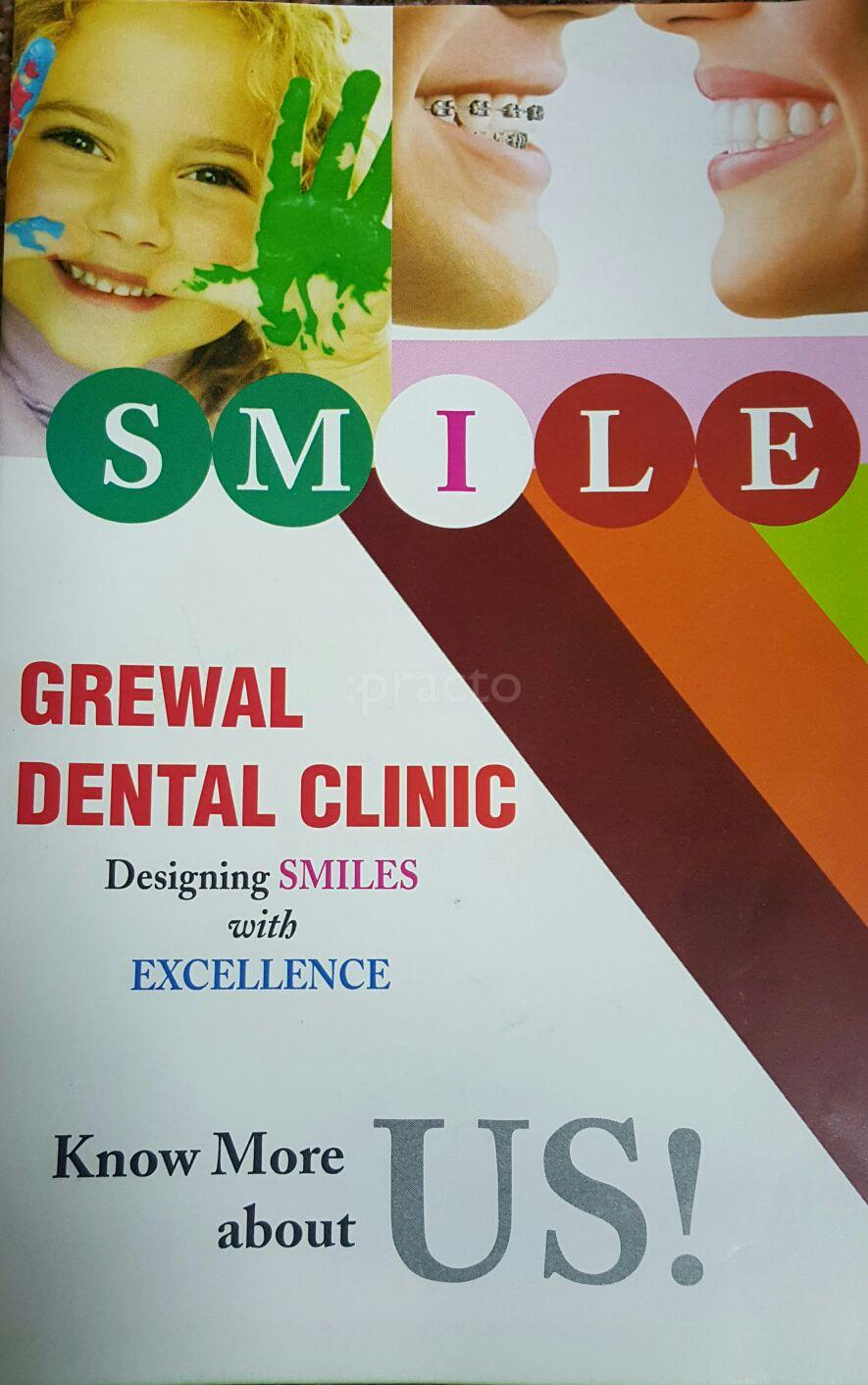 Grewal dental clinic, Multi-Speciality Clinic in Green Avenue ...